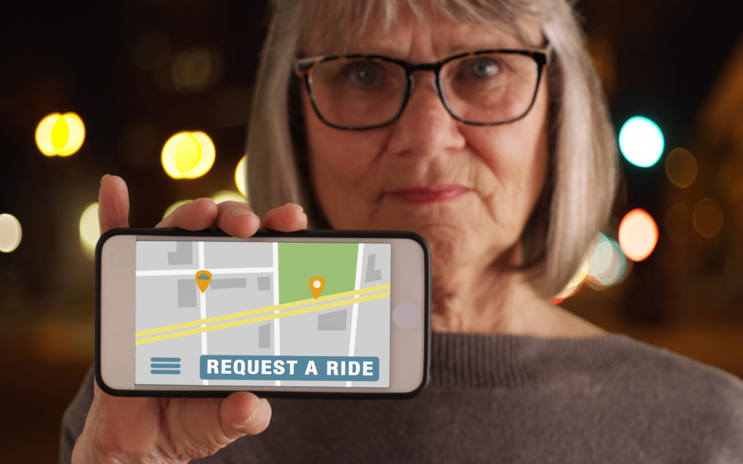 Helping Seniors Use Rideshare Services When They Are Unable to Drive | Thousand Oaks Elder Attorney